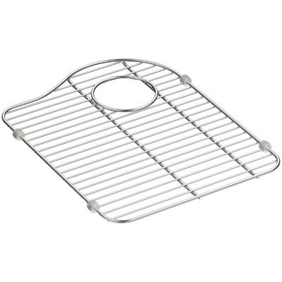 Hartland 5135-ST Stainless Steel Sink Rack For Right-Hand Bowl by Kohler