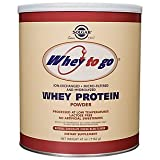 Solgar - Whey To Go Protein Powder Natural Chocolate Flavor 41 oz