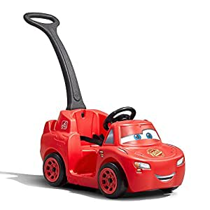 Step2 Cars 3 Lightning McQueen Ride On Car