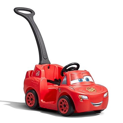Step2 Cars 3 Lightning McQueen Ride On Car