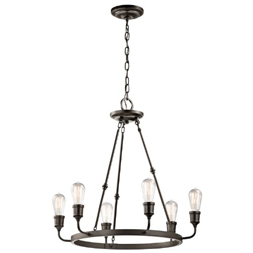 Kichler Lighting 42708OZ Lucien Chandelier