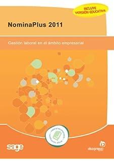 NominaPlus 2011: Gestión laboral en el ámbito empresarial (Informática)