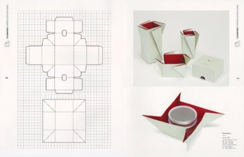 Package Form And Design Encyclopedia Of Paper Folding