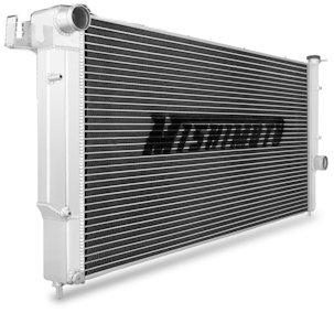 Mishimoto Mmrad Ram 94 Aluminum Radiator For Dodge Ram 2500 With 5 9L Cummins Engine