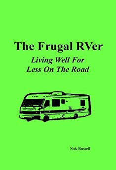 The Frugal RVer by [Russell, Nick]