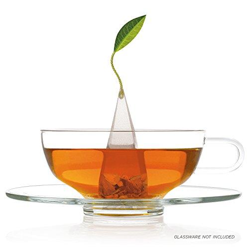 Tea Forté BULK PACK Blueberry Merlot Herbal Tea, 48 Handcrafted Pyramid Tea Infusers by Tea Forte (Image #1)