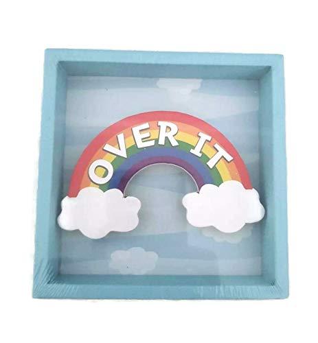 Over IT Rainbow Bedroom Decor