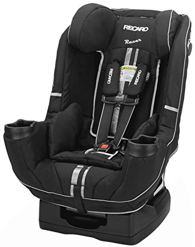 RECARO Performance Racer Convertible Car Seat, Midnight