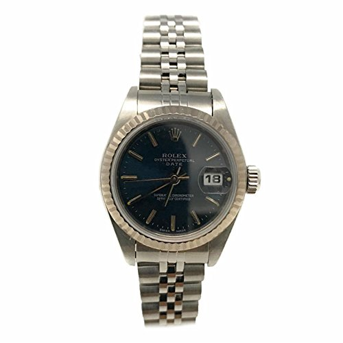 Rolex Date swiss-automatic womens Watch 79174 (Certified Pre-owned) by Rolex