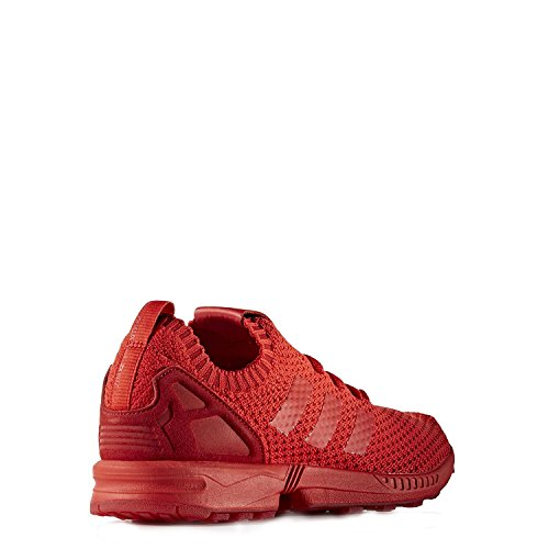 S76497 Uomo Zx Flux Pk Adidas Rosso