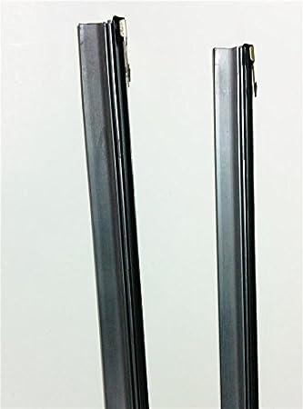 Mini Cooper S Delantero limpiaparabrisas hoja de goma de repuesto para par de recambios: Amazon.es: Coche y moto