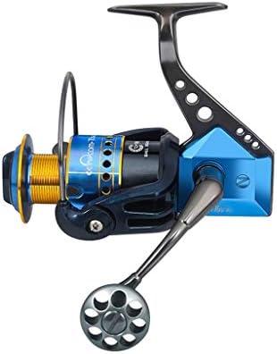 ZREELS 釣りスピニングリール、 フロントドラッグ メタル ダブルベアリングシステム 釣り竿アクセサリー、 周りの交換 (色 : 7000)