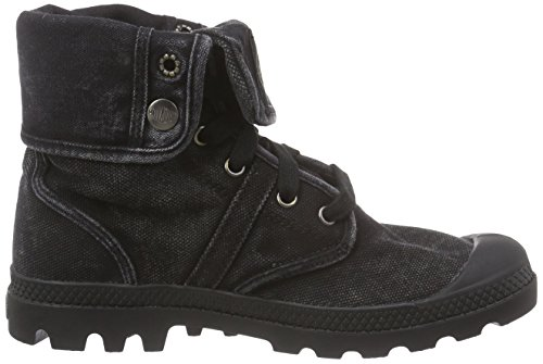 Metal Pallabrouse Black 069 Baggy Stivali Palladium Nero da donna x0gpUdUqw