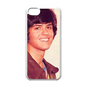 Donny Osmond iPhone 5c Cell Phone Case White yyfabb-100642