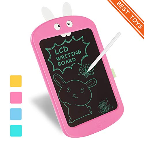 Matesy Kids Toys for 3 4 5 Year Old Girls Toys Age 3-5, LCD Drawing Tablet Writing Board Gifts for 3 5 Year Old Boys and Girls Birthday Gifts Age 3-5 Toddler Electronic Handwriting Board Drawing Pad
