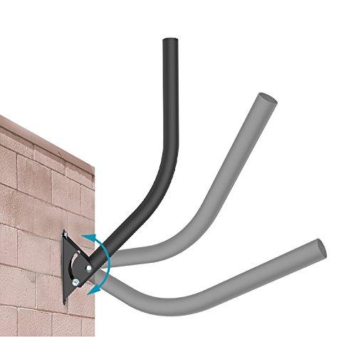 Antop adjustable outdoor tv antenna mount pole 19 in - Antena tv exterior ...