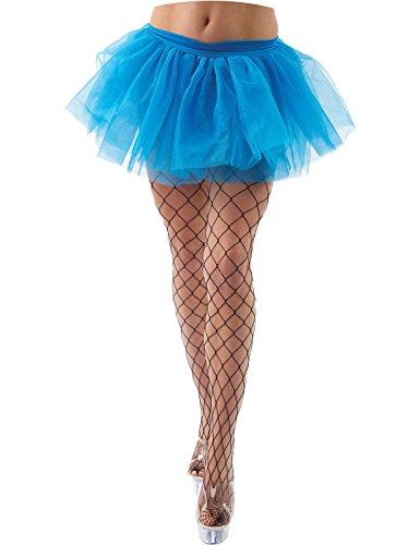 Burlesque Costumes Perth (Blue Tutu)