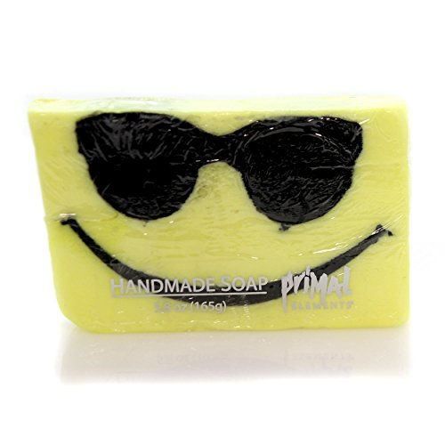 Health And Beauty SMILING FACE/SUNGLASS BAR SOAP Island Coconut Apple - Other Sunglasses Stories And