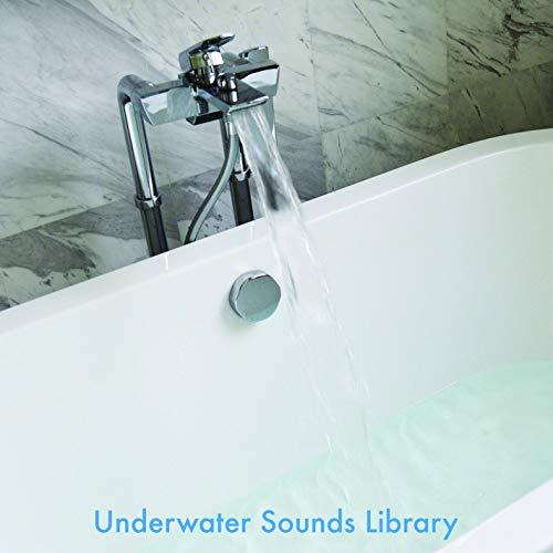 Underwater Bath Running