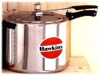 Hawkins 12 Liter Aluminum Pressure Cooker