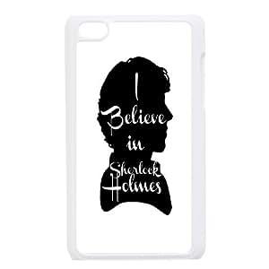 Ipod Touch 4 Phone Case Sherlock Cf-C30396