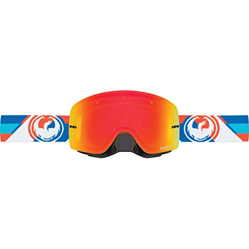 Dragon Alliance NFXS Adult Off-Road Motorcycle Goggles - Shear/Yellow Red Ion W/ C ()