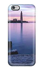 Anna Paul Carter Scratch-free Phone Case For Iphone 6 Plus- Retail Packaging - Lighthouse