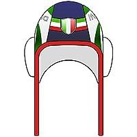 Bbosi Cuffia da Pallanuoto New Italia Unisex Uomo e Donna Prima qualità Nuoto Water Polo Underwater Hockey Underwater Rugby