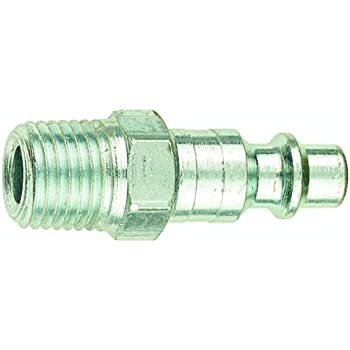 Hydraulics, Pneumatics & Plumbing Tru-Flate 13-527 3/8 Male NPT Coupler