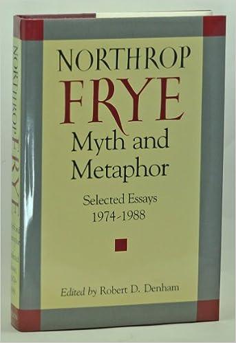 Image result for northrop frye metaphor