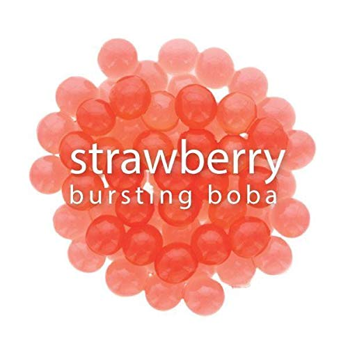 Bursting Popping Boba (7.26lbs) (Strawberry)