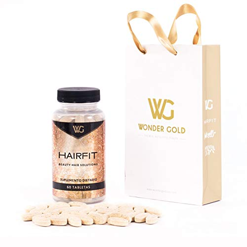 HAIRFIT: Best Hair Growth Vitamins with Biotin For Stronger Hair. Potent blend of Vitamins, Herbs & Amino Acids to encourage Stronger, Thicker & Longer Hair for Men and Women.