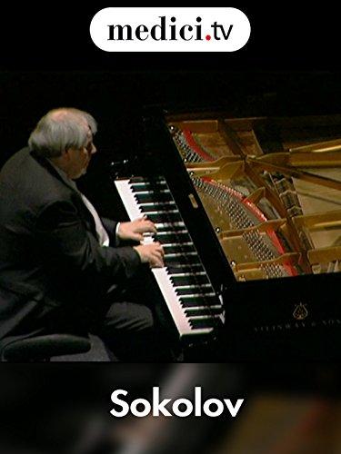 Recital Grigory Sokolov: Beethoven, Komitas, Prokofiev (No dialog) by