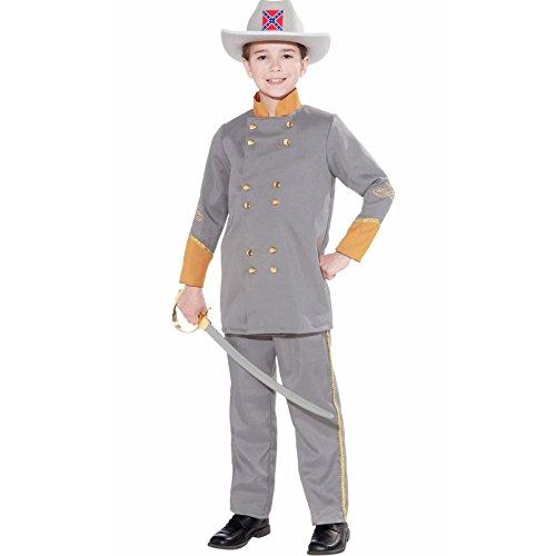 Confederate Officer Child (Confederate Costume)