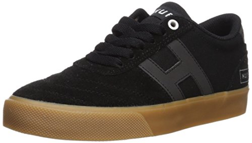 Black Shoe Men's Black HUF Galaxy Gum Skateboarding f1ZzAw