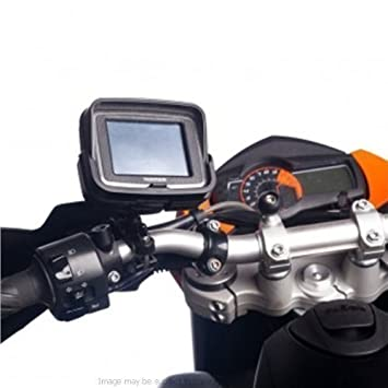 Metal U Bolt Tomtom Rider Motorcycle Mount Sku 13945 Amazon Co
