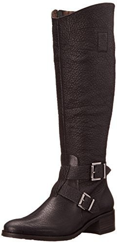 Fidji Women's L748 Equestrian Boot Ele Black