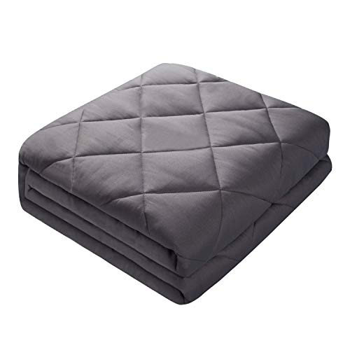 CALA LIFE Weighted Blanket for Man, Women, Teens and Kids |