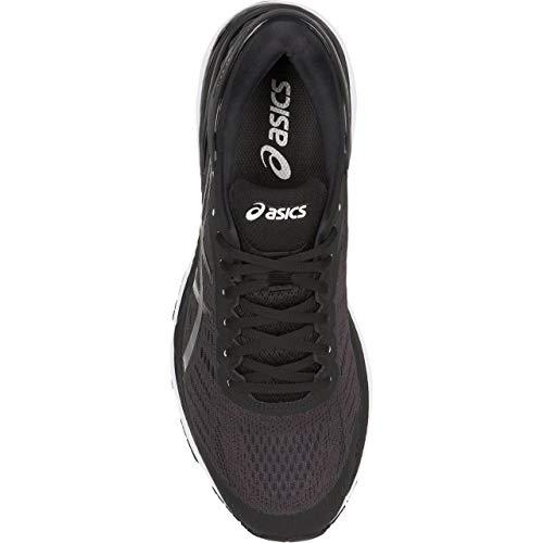 ASICS Mens Gel-Kayano 24 Running Shoe Black/Phantom/White 6.5 Medium US by ASICS (Image #3)