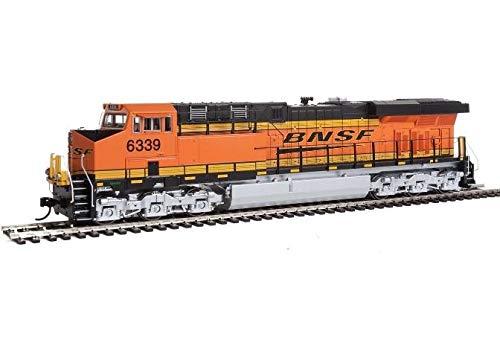 Walthers Mainline 910-20163 General Electric GEVO BNSF Railway 6339 (DCC-Sound)