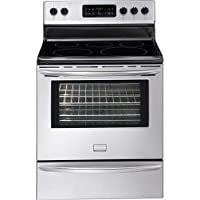 Frigidaire DGEF3041KFGallery 30 Stainless Steel Electric Smoothtop Range