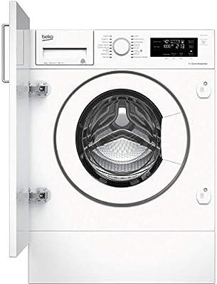 Lavadora empotrable WITV8714BOW: Amazon.es: Grandes electrodomésticos