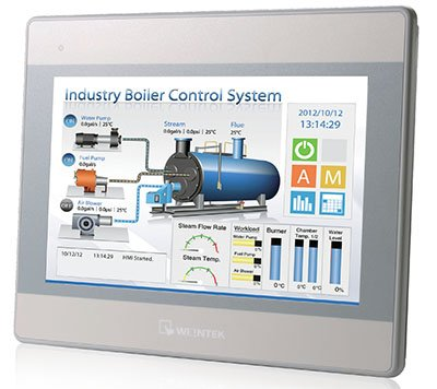 MT8100iE - Operator Interface with 10'' Touchscreen Display