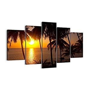 41odpE2VlOL._SS300_ Best Palm Tree Wall Art and Palm Tree Wall Decor For 2020