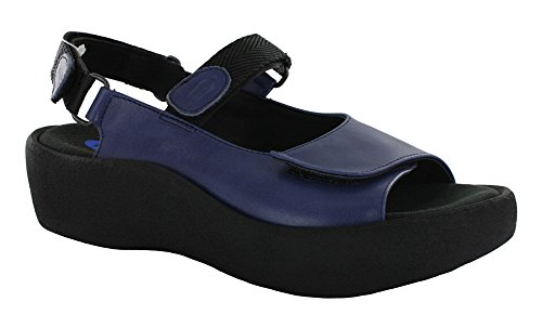 Jewel Wolky Blue Steel Comfort Smooth qgPqHw87x