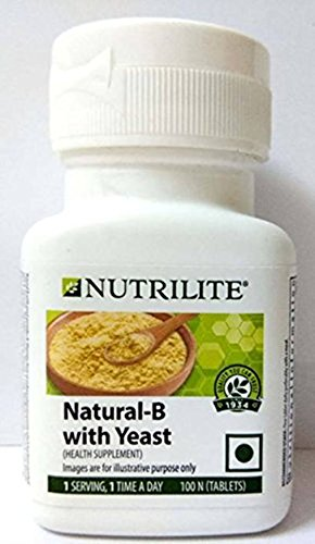 Amway Nutrilite Natural B with Yeast