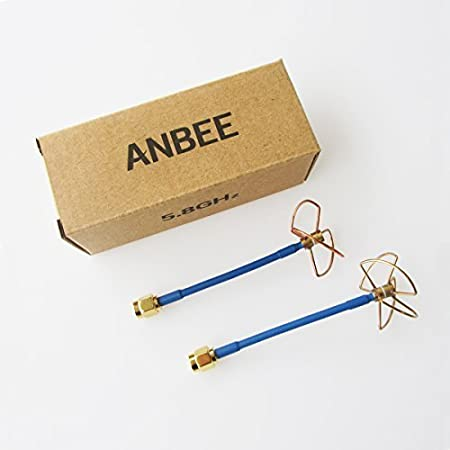 Review Anbee FPV 5.8Ghz Circular
