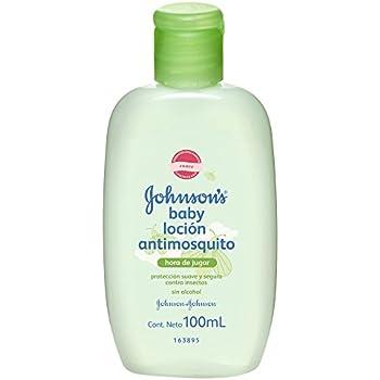 Johnson's Baby Locion Antimosquitos, 100ml