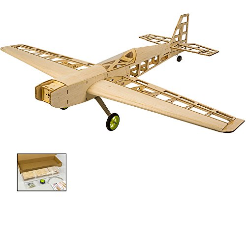 (Balsa Wood Airplane Kits T10 3D Flying Aircraft, 31