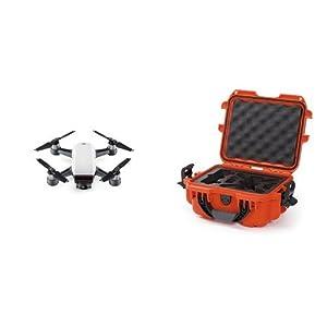 DJI Spark w/Nanuk 905 Waterproof Hard Drone Case